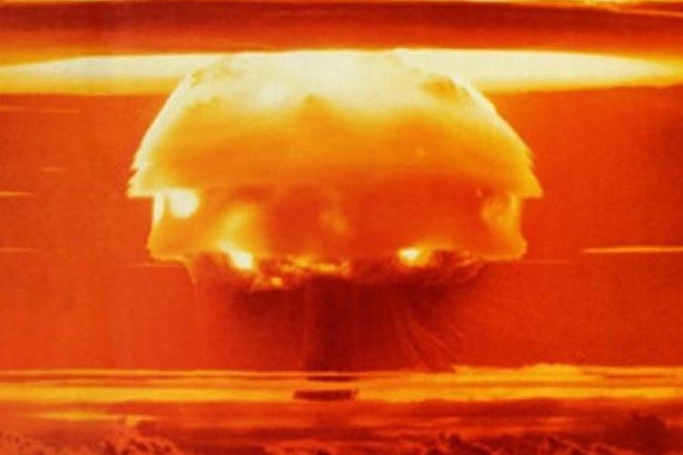 hydrogen bomb, North Korea