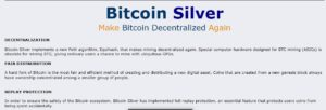 Bitcoin Silver? Yet Another Hard Fork, or are We Being Trolled?