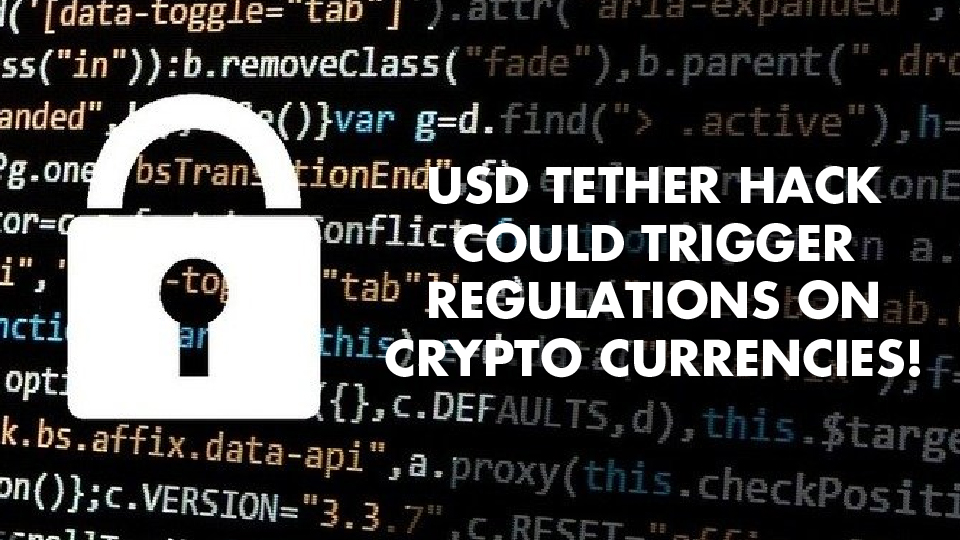 USD Tether Hack Could Trigger Regulations On Crypto Currencies! – Ryan Charleston Interview