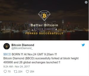 "Bitcoin Diamond, the Latest ""Free"" Giveaway – is There an Altcoin Comeback?"