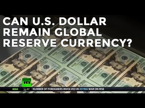 Why Cryptocurrencies Could Push The Dollar From The World Reserve Currency Status