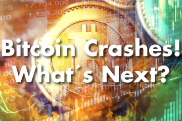 Bitcoin Crashes! What´s Next?