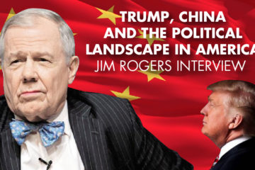 Jim Rogers gives us his opinions on the price breakout in Gold and what we could witness in 2018, we also look at the mass selloff of treasuries and the economic war with China. Other topics discussed include tax cuts, the Yuan against the dollar and how much Trump achieved.