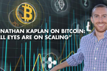 "Jonathan Kaplan On Bitcoin: ""All Eyes Are On Scaling"""