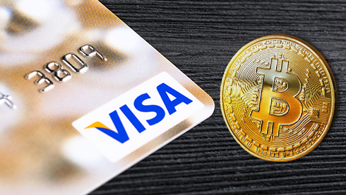 It's a No From Visa Regarding Bitcoin Debit Cards in Europe!