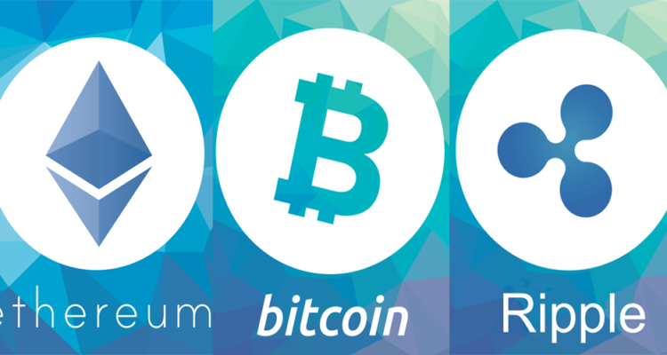 Battle of the Three Big Coins! Will We See a Flippening in 2018?