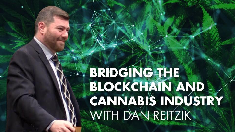 Bridging The Blockchain And Cannabis Industry With Dan Reitzik