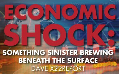 Economic SHOCK: Something Sinister Brewing Beneath the Surface - Dave X22 Report