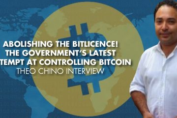 Abolishing The BitLicence! Government's Latest Attempt At Controlling Bitcoin-Theo Chino Interview