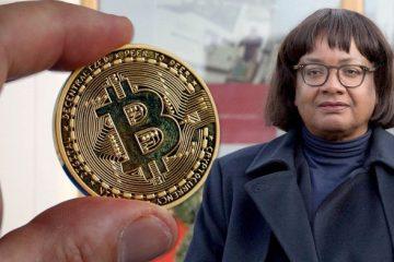 "U.K. Home Secretary Diane Abbott Claims ""Bitcoin Will Collapse!"""