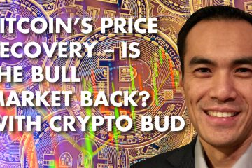We discuss the possibility of a cryptocurrency recovery with Crypto Bud, with the markets above $400 Billion we uncover the adoption of Bitcoin as a wealth preserver over currency and the problems and competition Ethereum now currently faces.