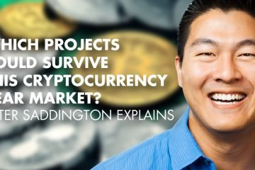 Which Projects Could Survive This Cryptocurrency Bear Market? - Peter Saddington Explains