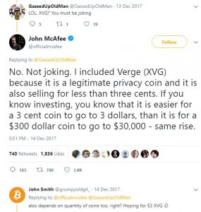 "Verge (XVG) ""Pioneering"" Into the Adult Industry, Leaving the Crypto Community Speechless!"