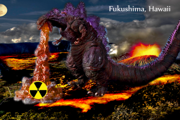 Hawaiian Dissonance – Volcanos, Earthquakes, and Fukushima, Oh My
