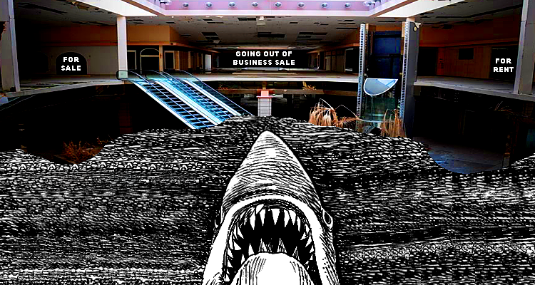 Sharks are Circling the Commercial Mortgage Bond Securities Market