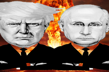 Helsinki Trump Putin/Meeting is for Establishing Trust Instead of McCarthyism and War