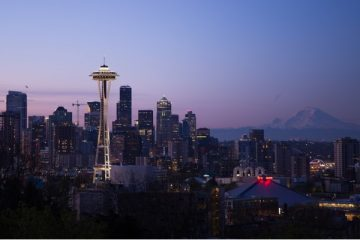 Seattle housing market, real-estate prices