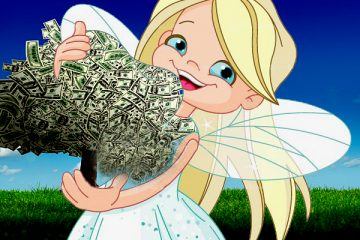 The Universal Basic Income Tooth Fairy Utopia