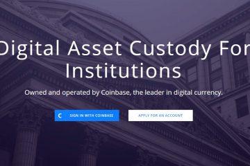 Coinbase Custodial Service