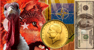 Diplomatic/Trade Wars Flush the Turkish Lira and Gold/TRY Goes RYPO