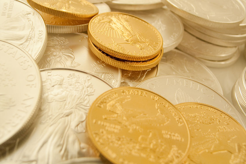 FINDING THE FLOOR: How Low Can Gold and Silver Go?