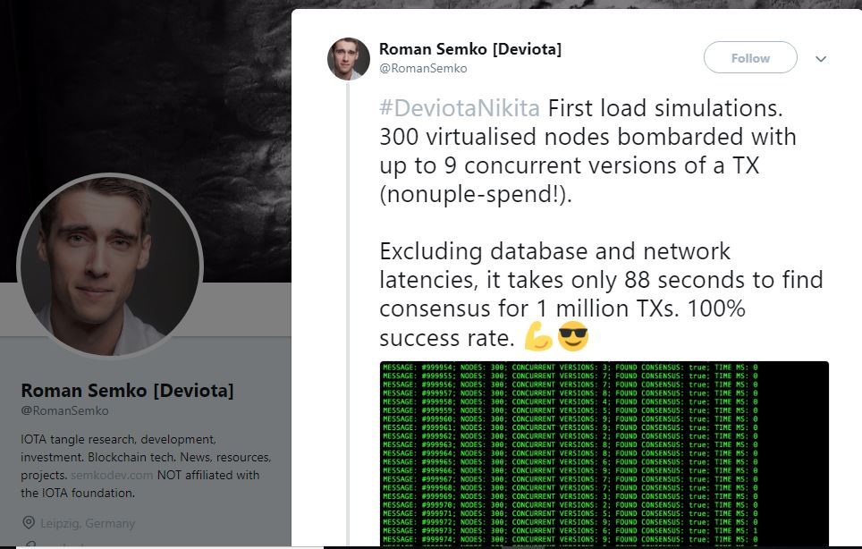 IOTA's Test With Tesla – Is Something Big on the Horizon?