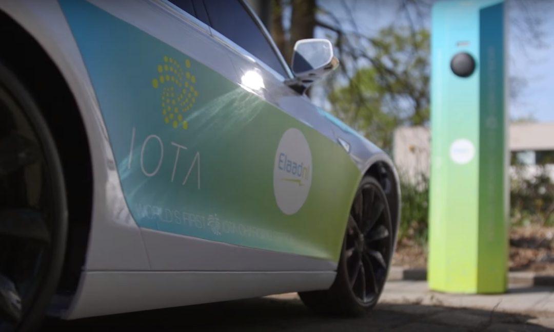 IOTA's Test With Tesla – Is Something Big on the Horizon?