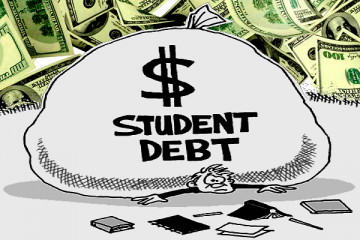 The Student Loan Debt Implosion Vs. Attending College on the Cheap