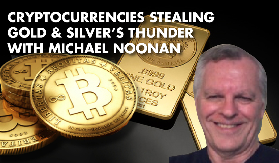$10,000 Gold? $400 Silver? Time for a MARKET RESET? Getting Real with Michael Noonan