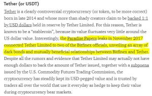 New Regulated StableCoins Will Likely Replace USD-Tether4
