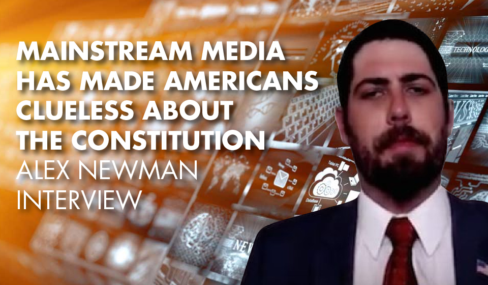 TO MISLEAD AND MANIPULATE: Alex Newman's Exposé on the Mainstream Media's Post-election Agenda
