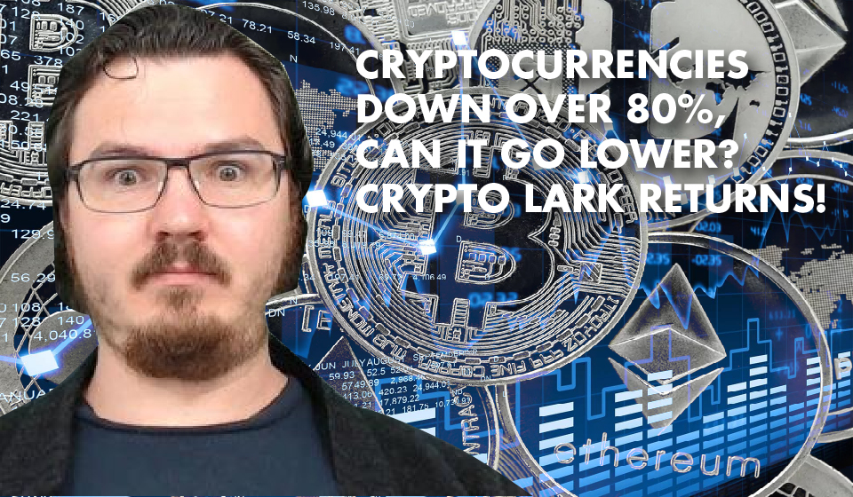 BITCOIN ROUT – What's it All About? A Dose of Sanity with The Crypto Lark