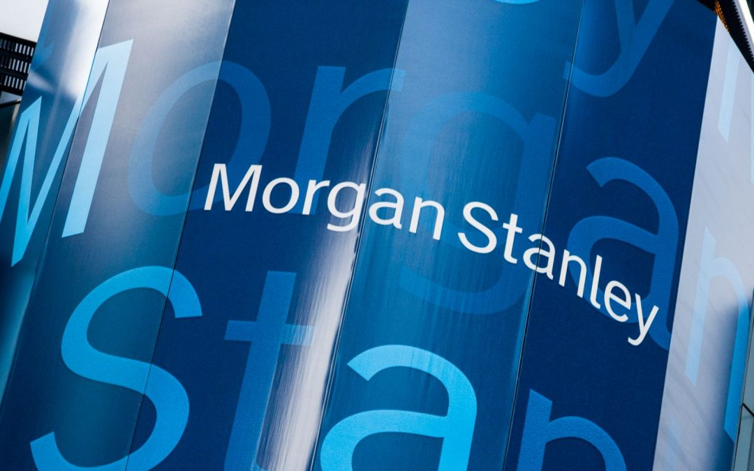 Morgan Stanley Likes Crypto Investments