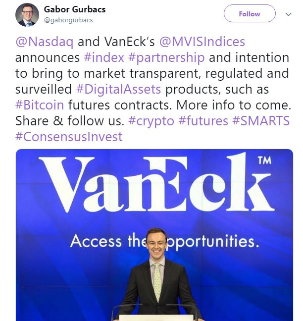 Nasdaq Still Eager to List Bitcoin Futures (of Course They Are)!