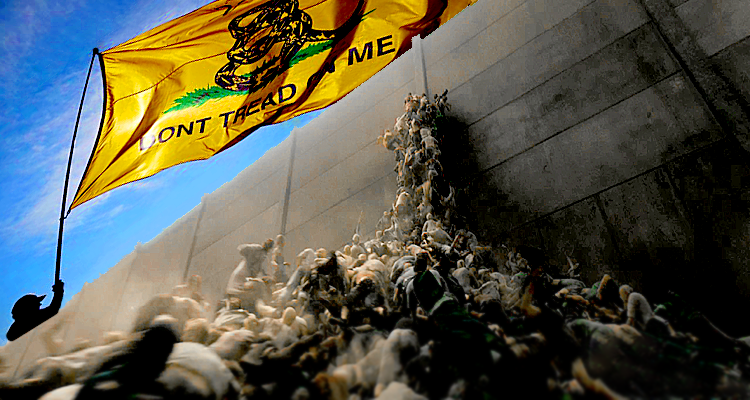 "The Natives are Restless for ""Birthright"" Jurisprudence – ""Don't Tread On Me"""
