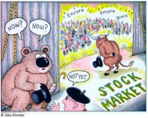Bull vs Bear Market Not Yet