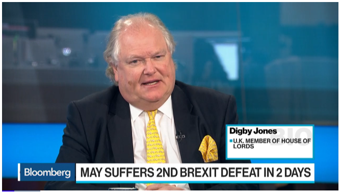 Digby Jones House of Lords on Brexit