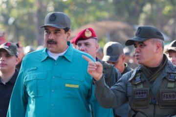 Military intervention, Venezuela