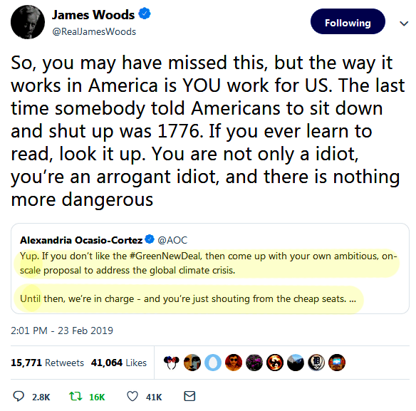 James Woods Schools AOC