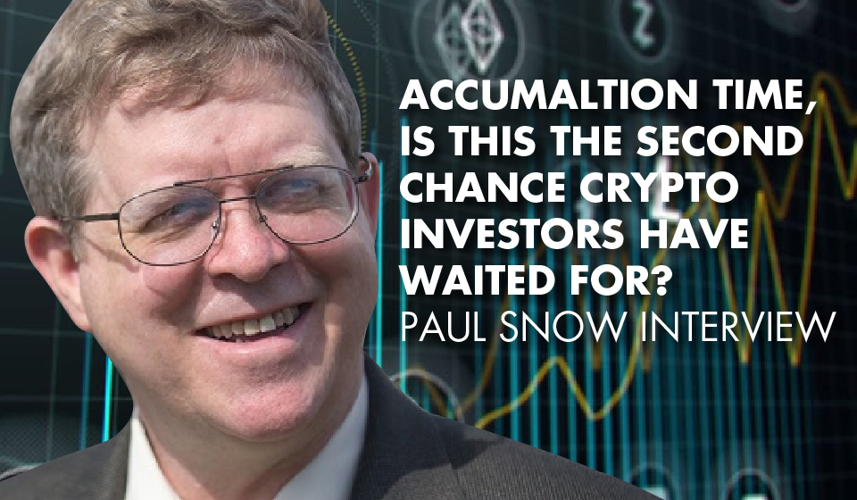 WILL INVESTORS ABANDON BITCOIN? Paul Snow on a Common Crypto Concern