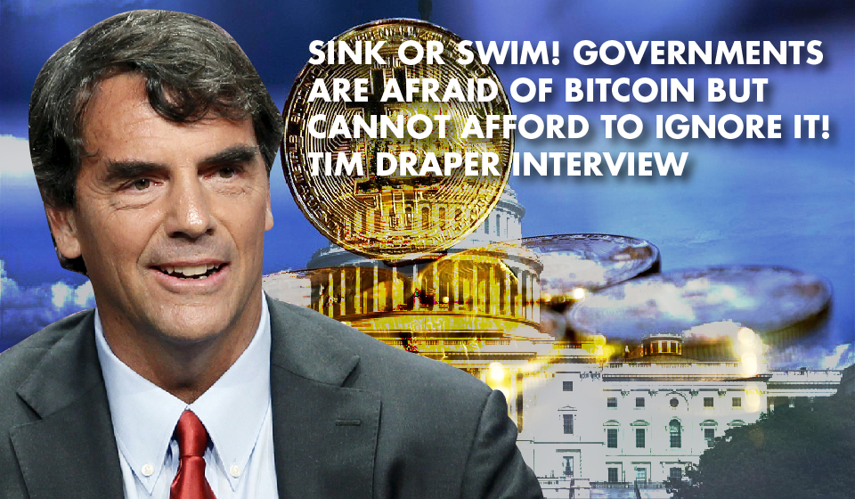 BILLIONAIRE'S BIG BITCOIN BET: Tim Draper Stands His Ground on Crypto