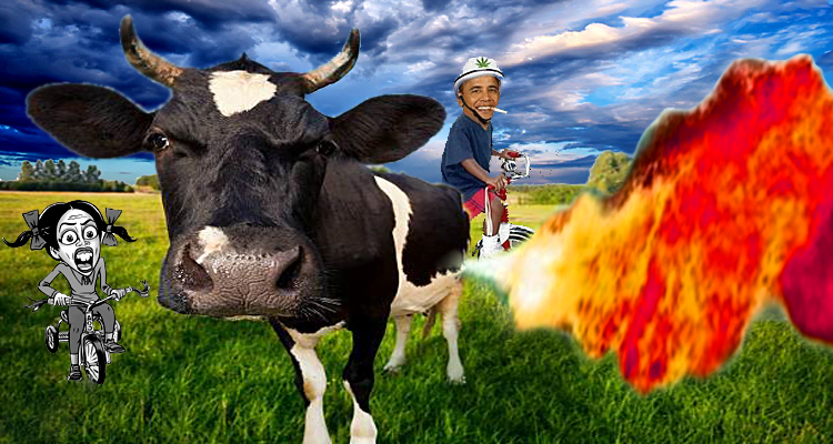 Nanny State Boss and the Chief of Cows Hypocrisy