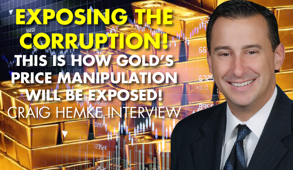 GOLD BULL MARKET, OR FAKE-OUT? Metals Expert Craig Hemke Provides Clarity for Investors