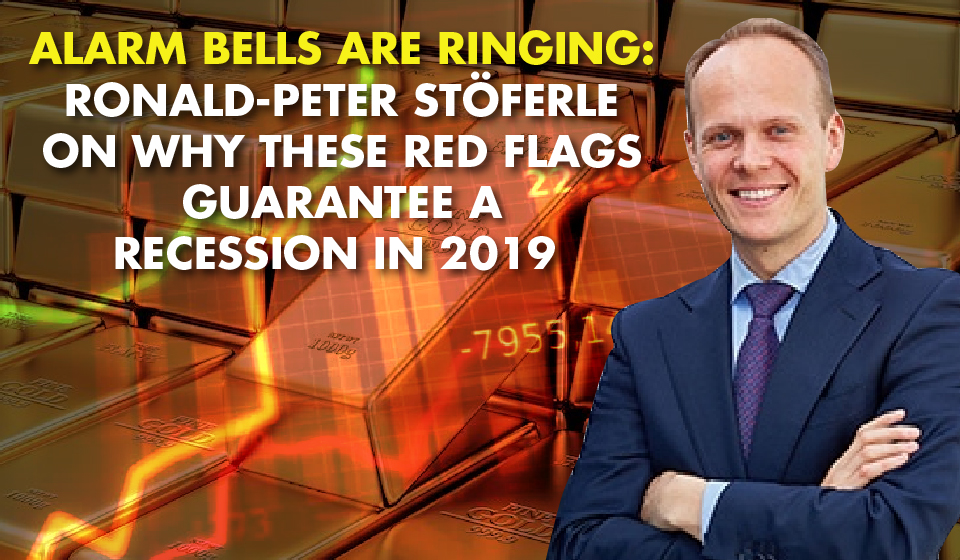 GOLD'S SHINING MOMENT: Ronald-Peter Stöferle's Undeniable Case for Precious Metals Now