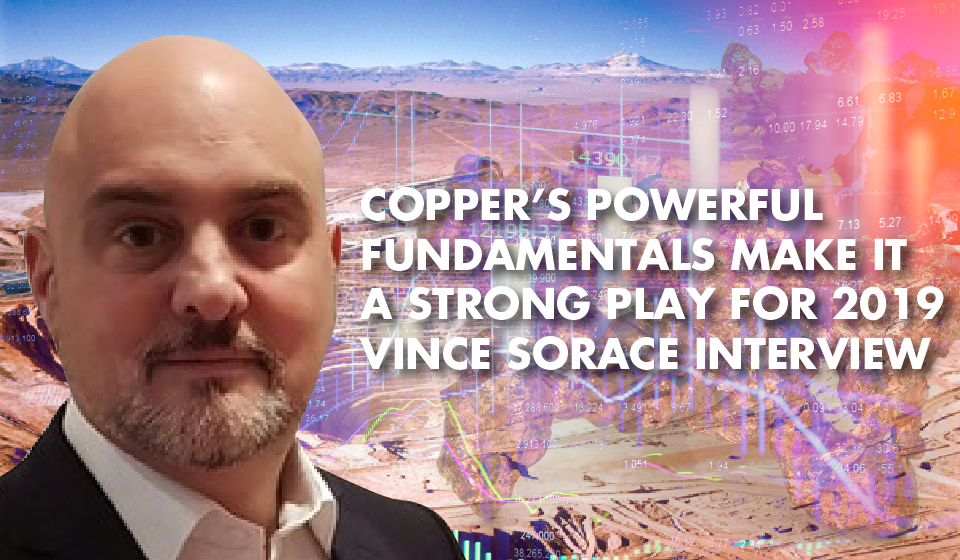 HUGE DEMAND FOR THIS COMMODITY: Vince Sorace on the Year's Best Metals Play