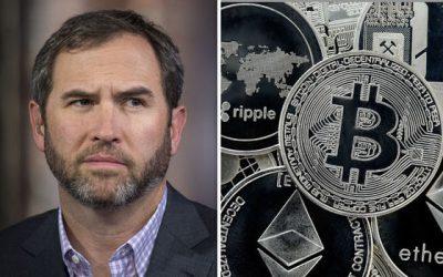 "RIPPLE CEO SLAMS JPM COIN! ""Just Use the Dollar!"" XRP Vs. JPM Coin!"