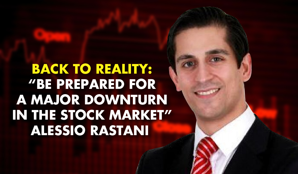BRACE FOR IMPACT: Technical Analyst Alessio Rastani on the Media's Lies in a Fragile Economy
