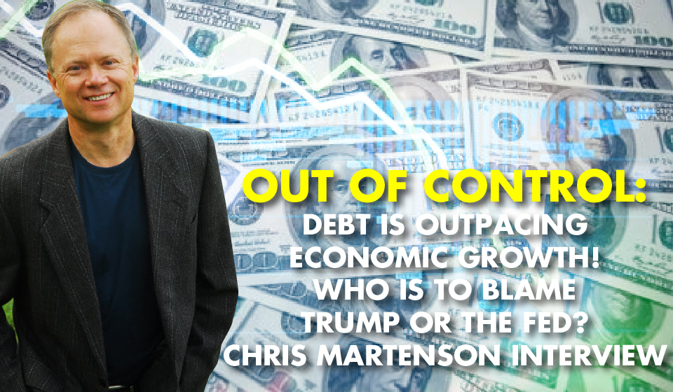 WE DON'T HAVE CAPITALISM: Chris Martenson Exposes the Anti-competitive, Fed-induced Zombie Economy