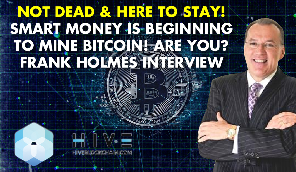 BITCOIN REBOUND IN FULL EFFECT: Frank Holmes Guides Investors Through Crypto's Stunning Comeback