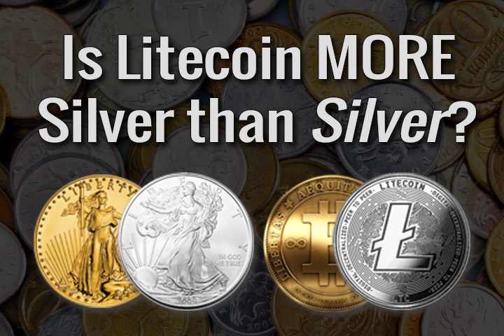Is Litecoin More Silver than Silver?